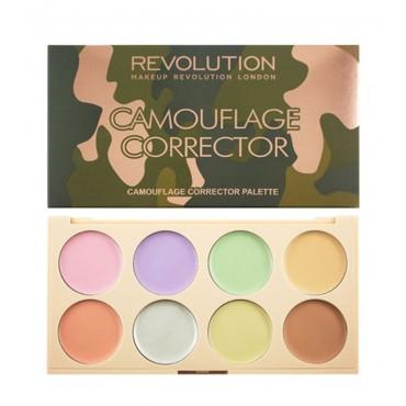 Makeup Revolution - Paleta de Correctores Camouflage