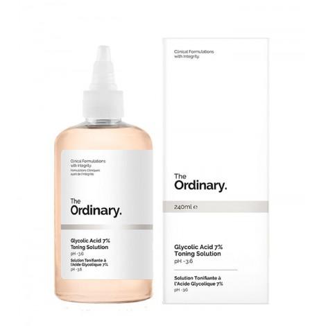 The Ordinary - Solución tonificante de Ácido glicólico 7%