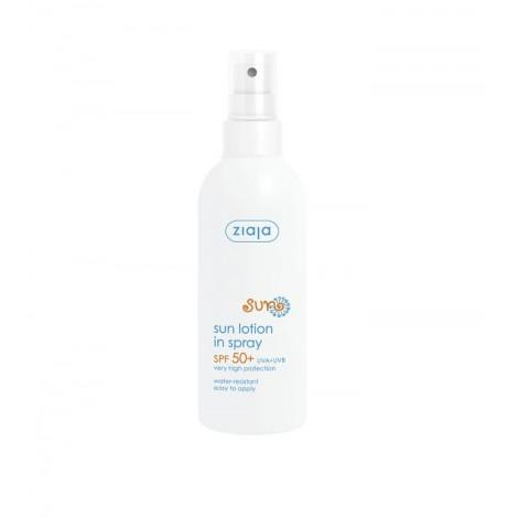Ziaja - Protector solar Hidratante en Spray SPF50