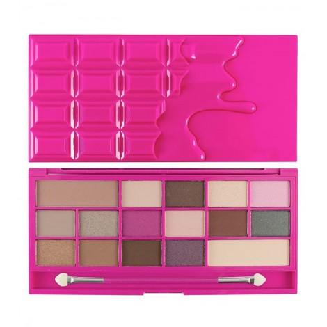 I Heart Makeup - Paleta de sombras Chocolate - Love