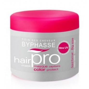 Byphasse - Hair Pro Mascarilla 500ml Cabello Te–ñido