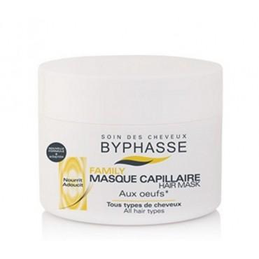 Byphasse - Mascarilla Capilar todo tipo de cabello c/huevo 250ml