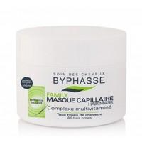 Byphasse - Mascarilla todo tipo de cabello c/multivitaminico 250ml