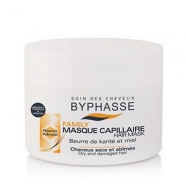 Byphasse - Mascarilla cabello seco y dañado