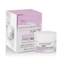Byphasse - Crema anti edad Firmeza Pro 40 - Perla y Caviar SPF8 - 50ml