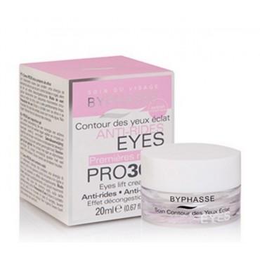 Byphasse - Contorno de ojos Pro 30 - Extracto de Eufrasia - 20ml