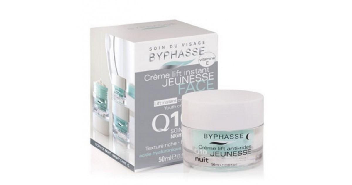 Byphasse - Crema Lift Instant Q10 Noche 50ml