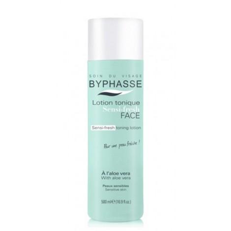 Byphasse - Tonico Sensi fresh con Aloe Vera piel sensible 500ml