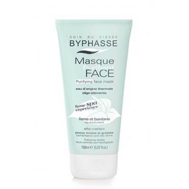 Byphasse - Mascarilla facial purificante Piel mixta y grasa 150ml