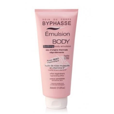 Byphasse - Emulsion corporal Douceur piel sensible y seca 350ml