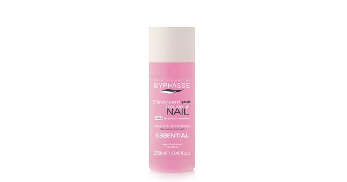 Byphasse - Quita esmaltes Essentials todo tipo de u–as 250ml