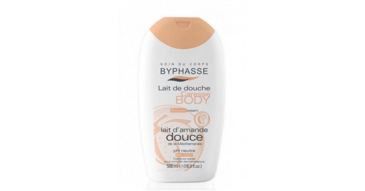 Byphasse - Crema de Ducha Leche de Almendra 500ml