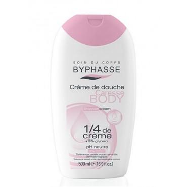 Byphasse - Crema de Ducha 1/4 Crema 500ml