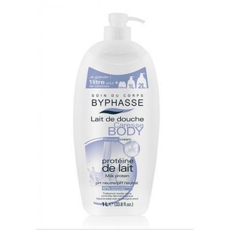 Byphasse - Crema de Ducha con Proteina de Leche 1Lt