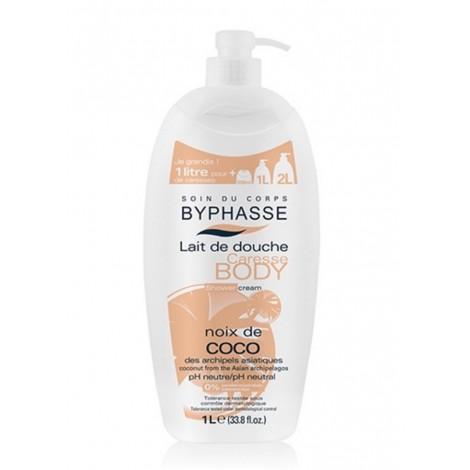 Byphasse - Crema de Ducha Coco 1Lt