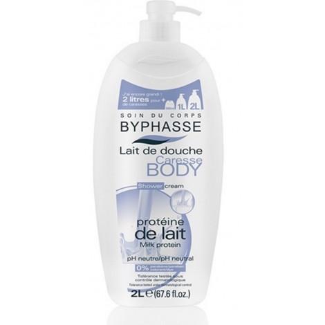 Byphasse - Crema de Ducha Proteina de Leche 2Lt