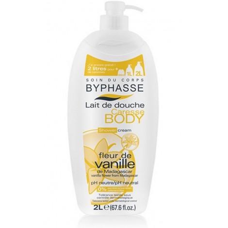 Byphasse - Crema de Ducha Flor de Vainilla 2Lt