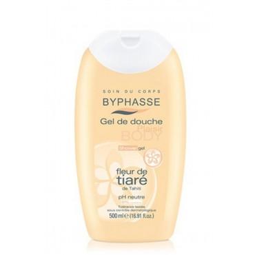 Byphasse - Gel de Ducha Flor de Tiare 500ml