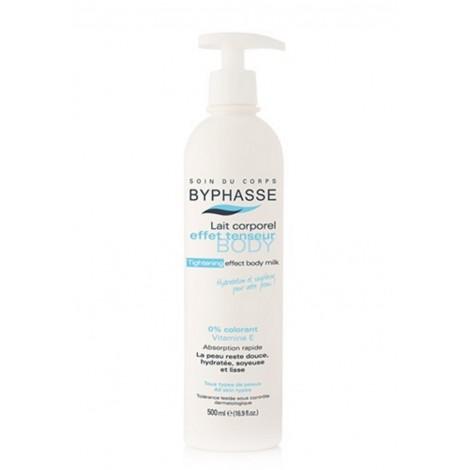 Byphasse - Crema Efecto tensor con Vitamina E. 500ml c/dosificador