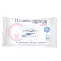 Byphasse - Toallitas Limpiadora x 72