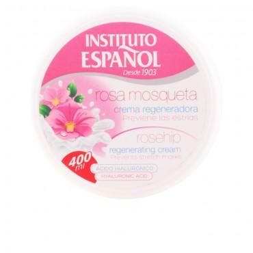 Instituto Español - ROSA MOSQUETA crema regeneradora 400 ml