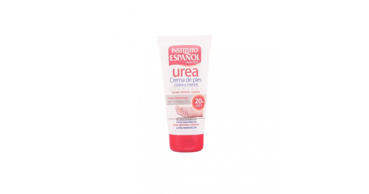 urea 20 crema reparadora piel áspera o seca 150 ml