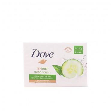 Dove - Pack duo Jabón crema PEPINO & TE - 200gr