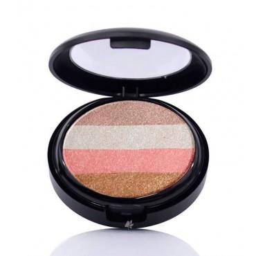Ofra - Colorete Multicolor Stripes - Illuminating