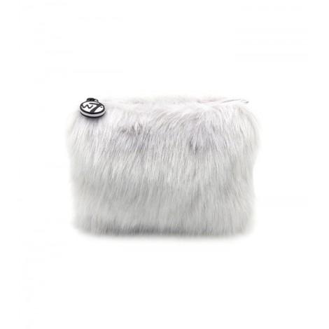 W7 - Neceser Furry Pequeño - Gris