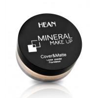 Hean - Polvos sueltos Mineral Make up - 901: Natural