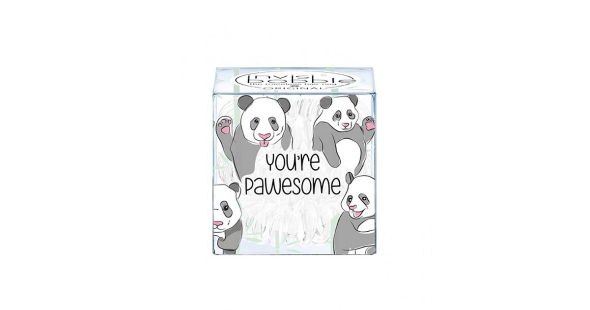 InvisiBobble - Pack 3 Coleteros Circus Original - You're Pawesome