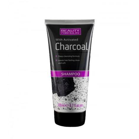 Beauty Formulas - Champú de Carbón Activado