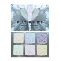 Jeffree Star Cosmetics - *Holiday Glitter Collection* - Paleta de iluminadores Platinum Ice Skin Frost Pro