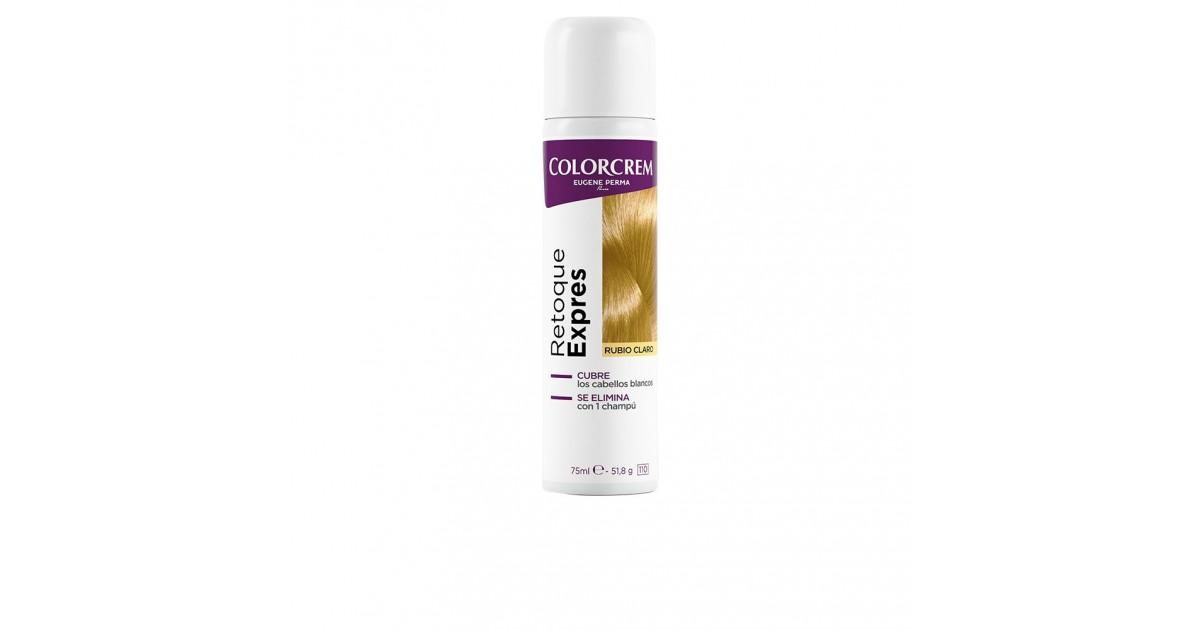 colorcrem retoque express rubio claro spray 75 ml