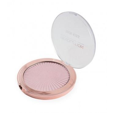 Makeup Revolution - Iluminador Skin Kiss - Pink Kiss