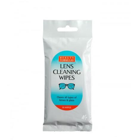 Beauty Formulas - Toallitas Limpiadoras para gafas