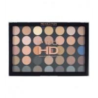 Makeup Revolution - Paleta de sombras de ojos Pro HD Amplified 35 - Smoulder