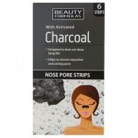 Beauty Formulas - Tiras Limpiadoras de Poros