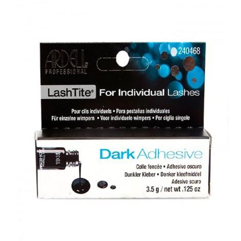 Ardell - Pegamento para pestañas postizas individuales LashTite Dark.
