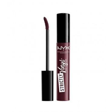 Nyx Professional Makeup - Brillo de labios Strictly Vinyl - SVLG01: Night Walker