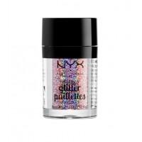 Nyx Professional Makeup - Metallic Glitter Pailettes - MGLI05: Lumi-lite