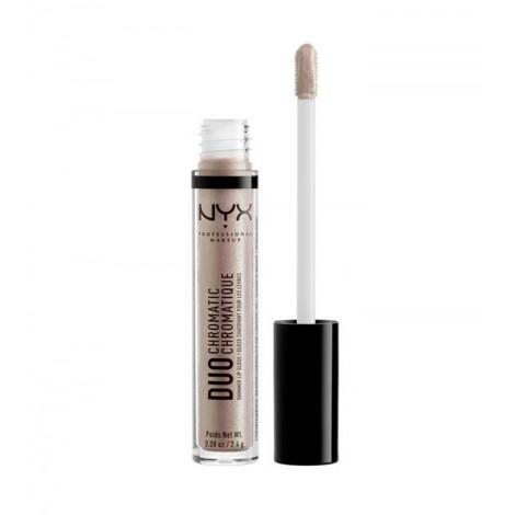 Nyx Professional Makeup - Brillo de labios Duo Chromatic - DCLG05 Lucid