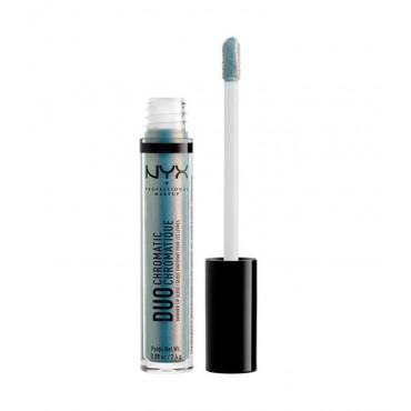 Nyx Professional Makeup - Brillo de labios Duo Chromatic - DCLG07 Day Club