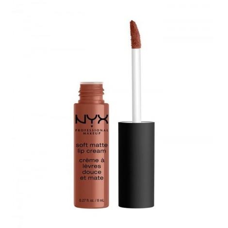 Nyx Professional Makeup - Labial Líquido Soft Matte - SMLC38: Toulouse