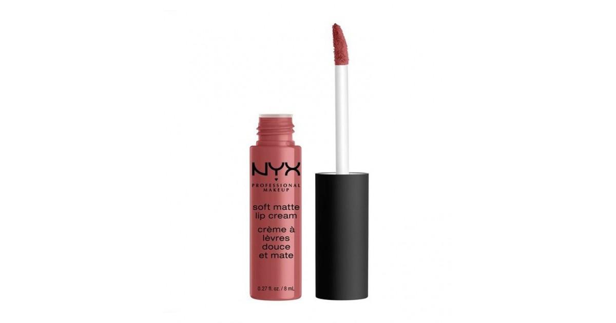 Nyx Professional Makeup - Labial Líquido Soft Matte - SMLC56: Shanghai