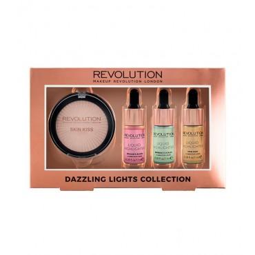 Makeup Revolution - Dazzling Lights Collection - Set de iluminadores