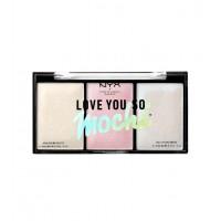 Nyx Professional Makeup - *Love You So Mochi* - Paleta de Iluminadores - LYSMHP02 Arcade Glam