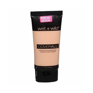 Wet n Wild - Base de Maquillaje Cover All 817: Light
