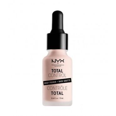 NYX Professional Makeup - Prebase de maquillaje Total Control Drop - TCDP01