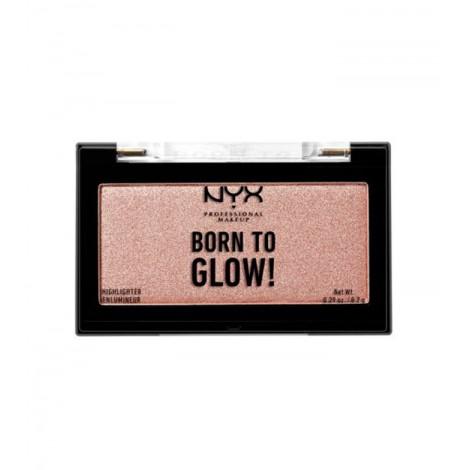 Nyx Professional Makeup - *Born to Glow!* - Iluminador - BTGH03: Break the rhythm